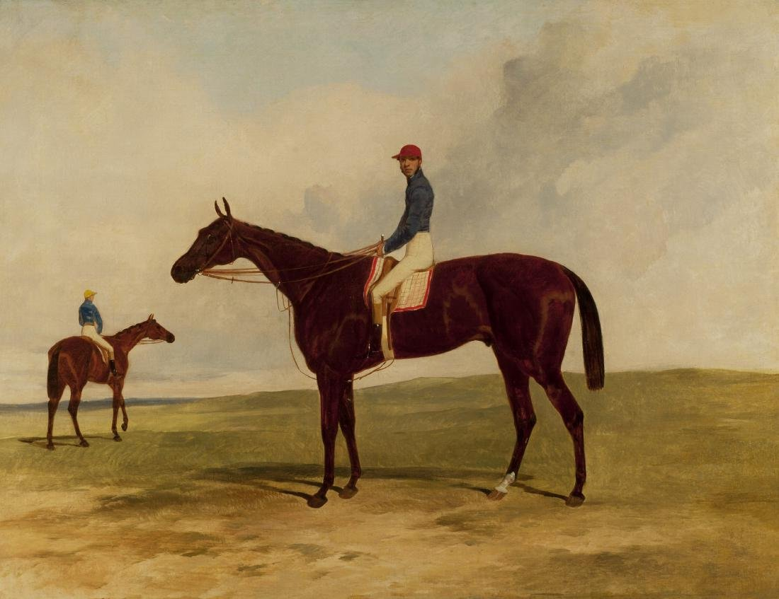 MR. GULLY'S ANDOVER, WINNER OFTHE 1854 DERBY Harry Hall
