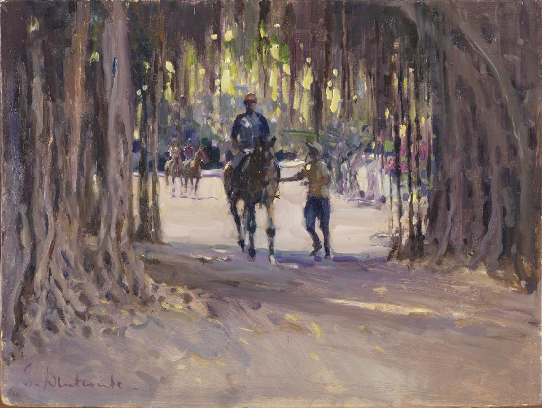 BANYAN TREES, MAURITIUS by Susie Whitcombe
