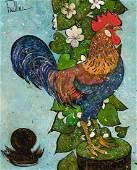 Henry Faulkner  Kentucky Rooster