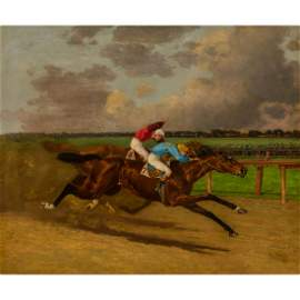 Henry Stull - Savable, Winner of the Futurity and Lord
