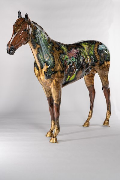 LexArts - Agustin Zarate - Standing Horse