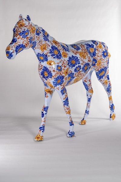 LexArts - Carlos Gamez de Francisco - Walking Horse