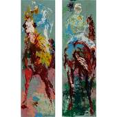 LeRoy Neiman - Going Out