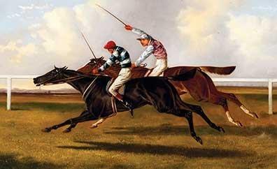 Wheeler, Alfred - A Match Race