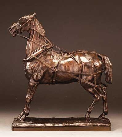 Gayrard, Joseph Raymond Paul - Carriage Horse