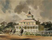 John P Cowan  THE CLUBHOUSE AT PIMILICO