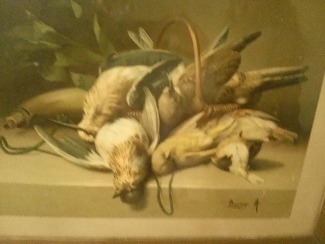 Arsene Symhorien Sauvage (19TH CENTURY) Still Life