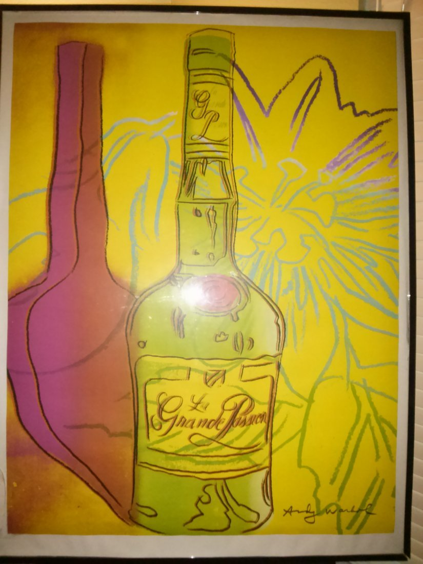 """Andy Warhol """"La Grand Passion"""" Very hard to find"""