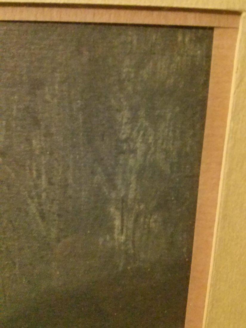 "Andrew Wyeth ""Burning Off"" - 10"