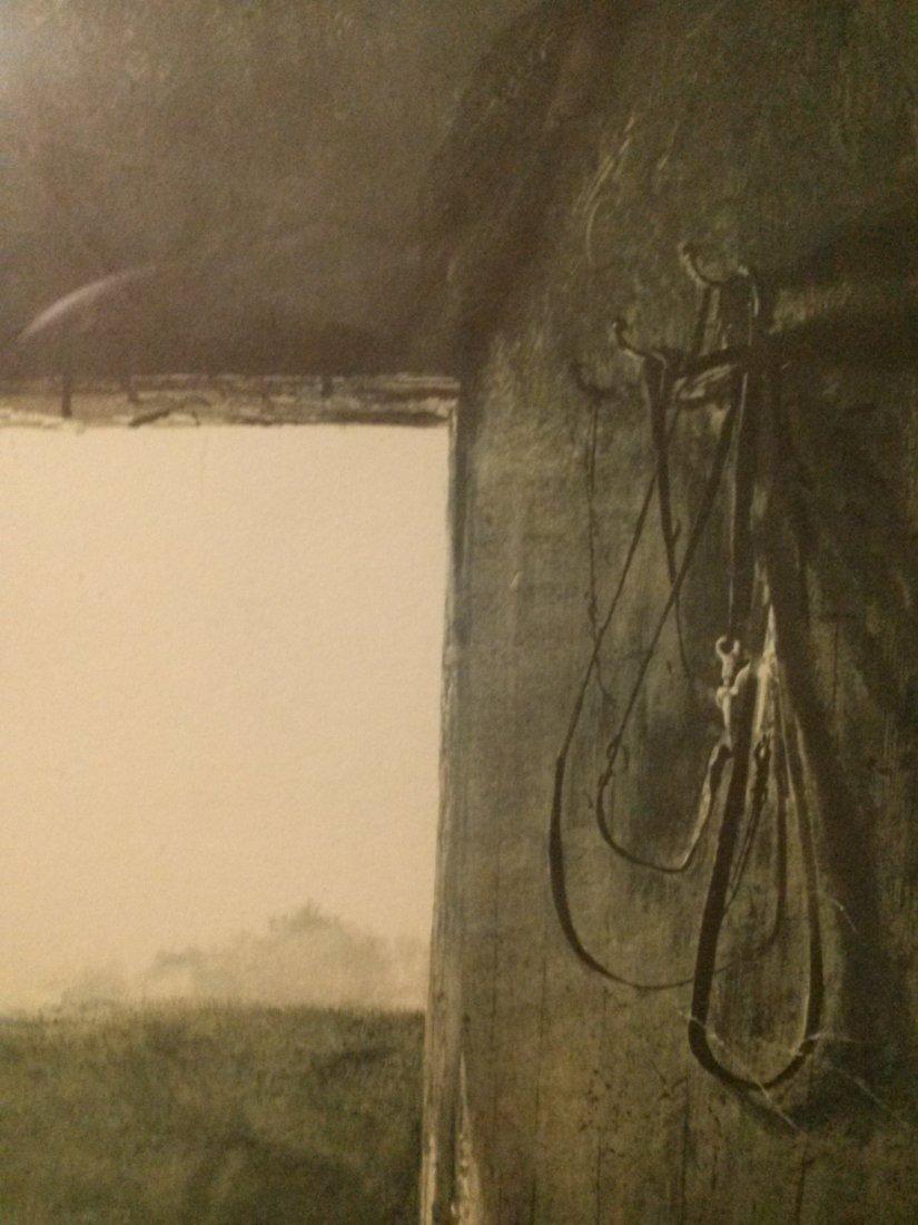 "Andrew Wyeth ""Burning Off"" - 2"