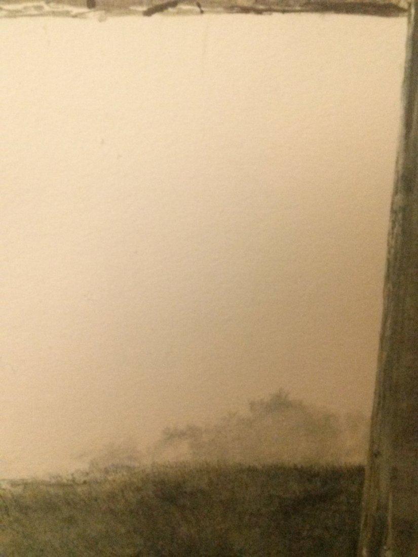 "Andrew Wyeth ""Burning Off"" - 3"