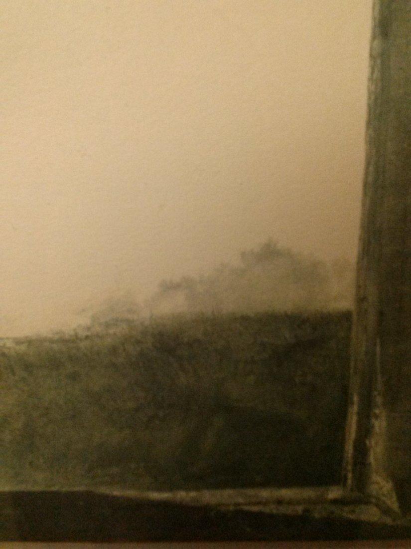 "Andrew Wyeth ""Burning Off"" - 4"