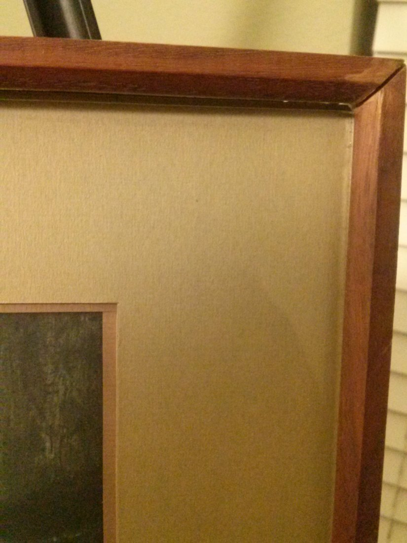 "Andrew Wyeth ""Burning Off"" - 7"