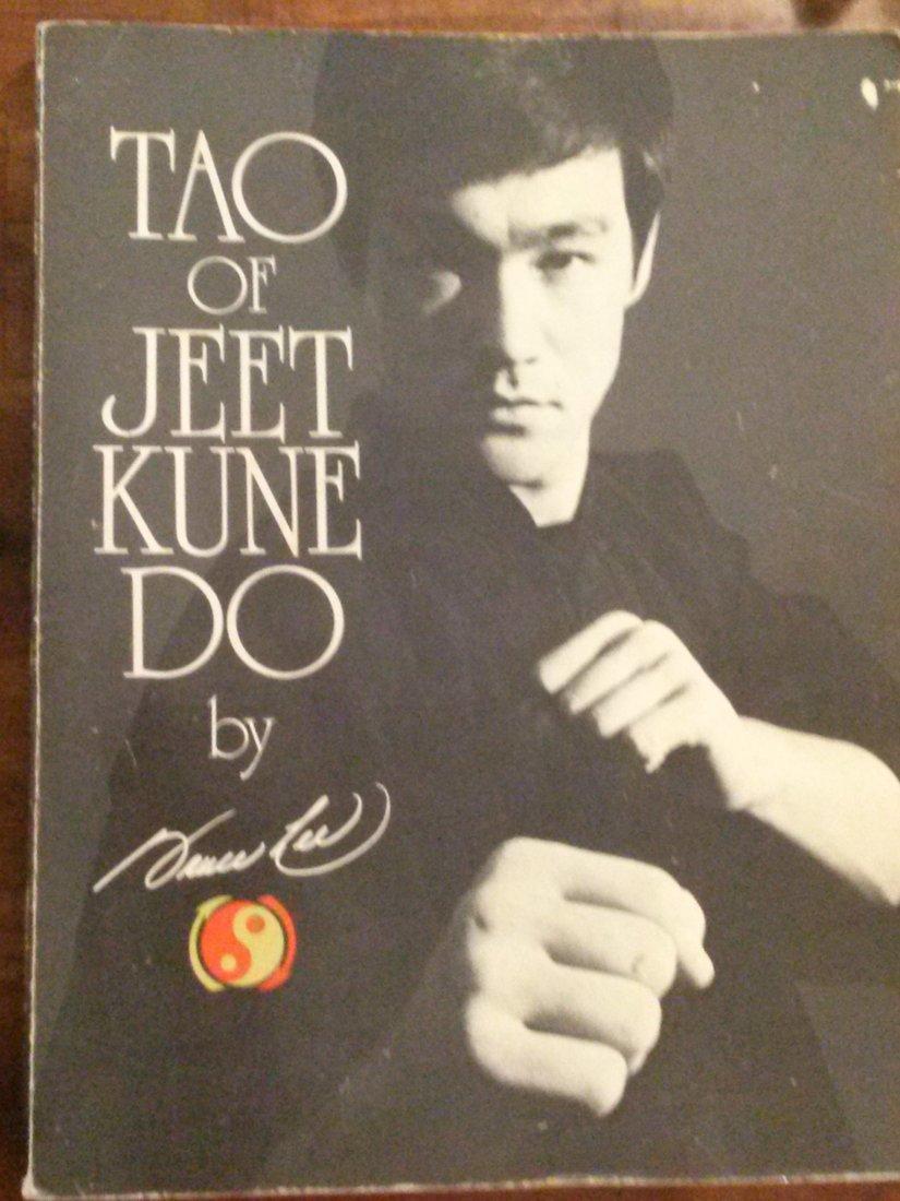 """Bruce Lee """" TAO of JEET KUNE DO"""""""