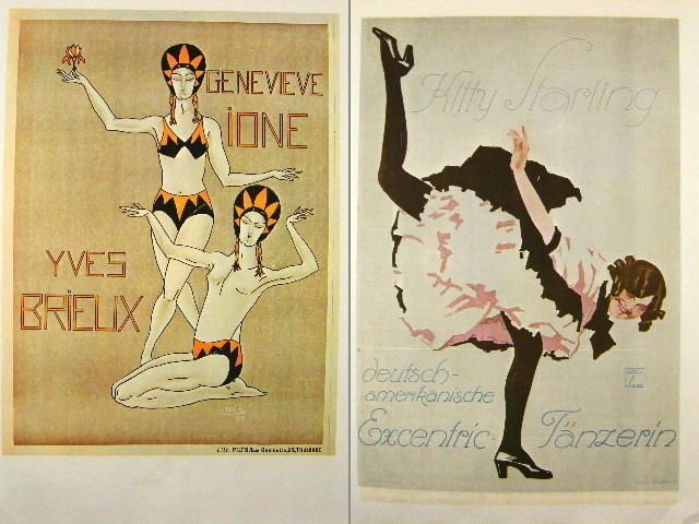 Kitty Starling 1914, Genevieve lone & Yves Brieux,