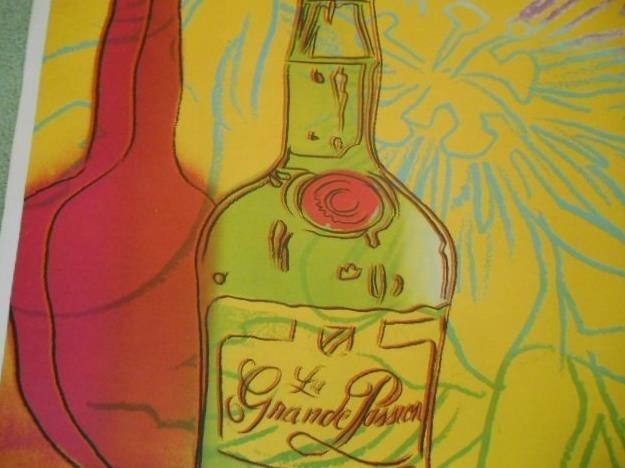 "Andy Warhol ""La Grand Passion""Lithograph"