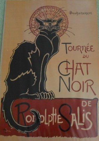 Prochainement Tournee du Chat Noir Poster