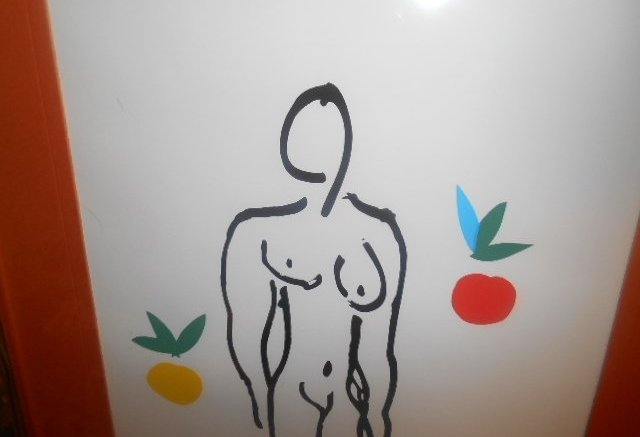 Henri Matisse Silk Screen Print - 2