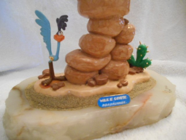 """Ron Lee, Warner Bros, """" Wile E. Coyote"""" Retired - 2"""