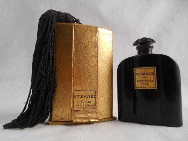 1925 Byzance Grenoville ,Baccarat Perfume Bottle
