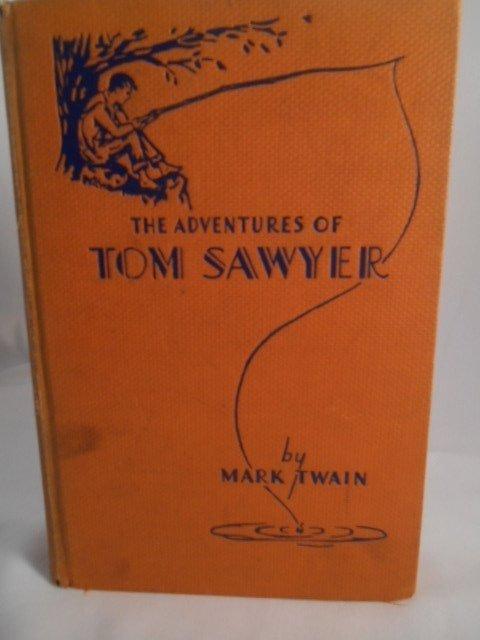 Mark Twain `The Adventures of Tom Sawyer`