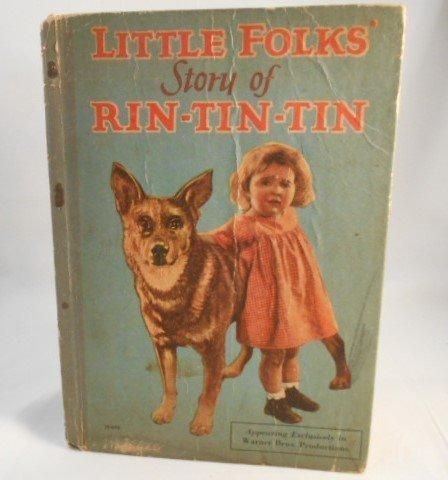 """Little Folks Story of Rin-Tin-Tin"""