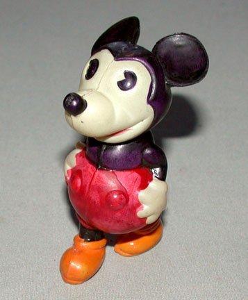 Original Disney 1946 Occupied Japan Celluloid Mickey