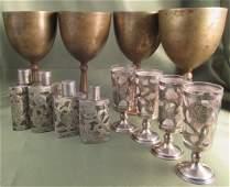 Hecho En Mexico 925 Sterling Silver Lot & Copper Lot