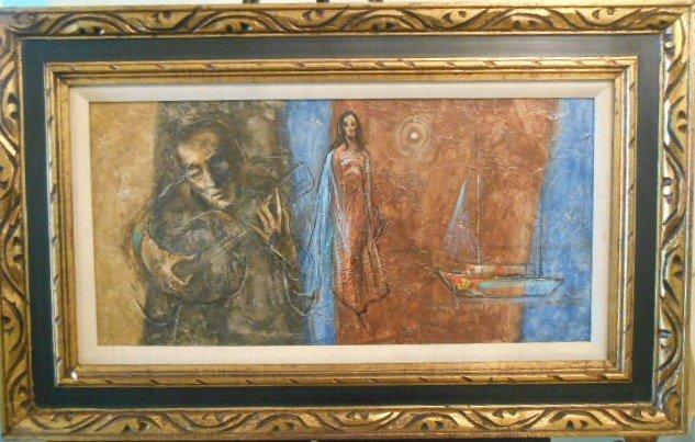 Roy M. Steinberg Original Abstract