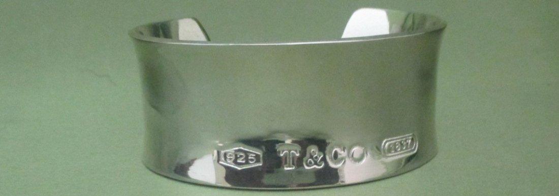 Authentic Tiffany & Co. 925 Cuff