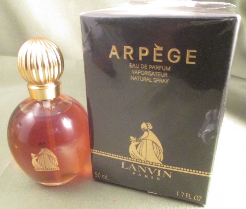 "Lanvin Vintage Perfume Lot ""My Sin"" & "" Arpege eau de"" - 3"