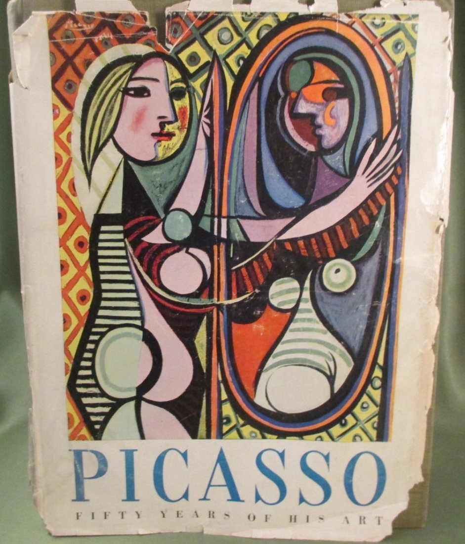 1946 MOMA 'Picasso Fifty Years of His Art 1st edition