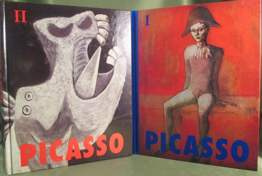 Pablo Picasso Works Volume I and Volume II