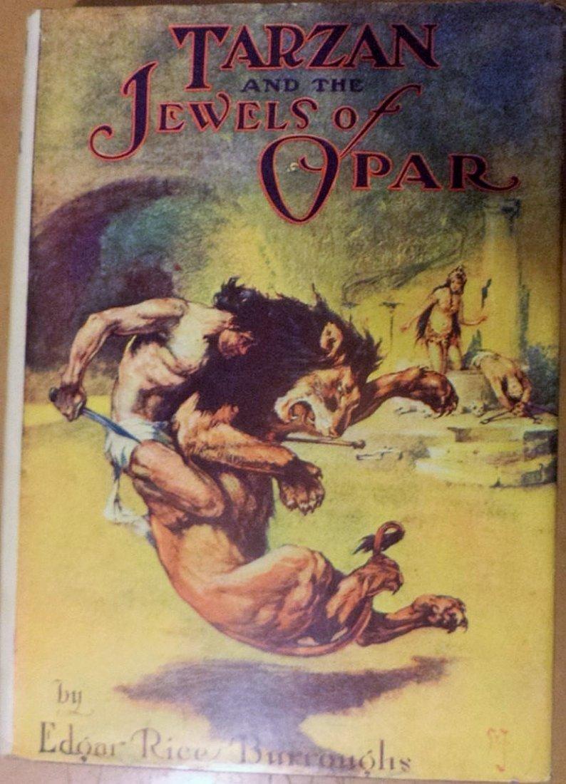 "Edgar Rice Burroughs ""Tarzan and The Jewels of Opar"""