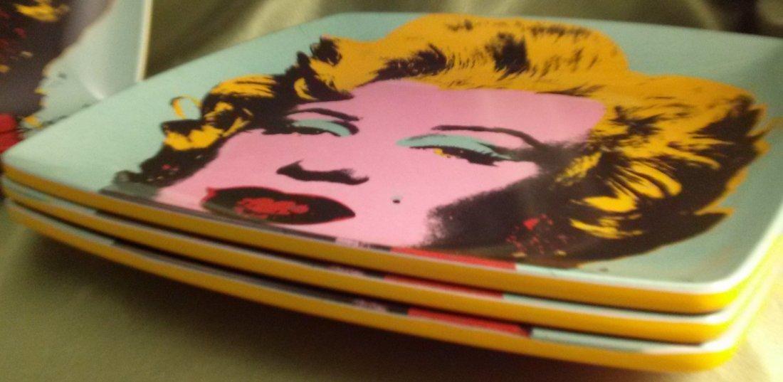 Precidio Objects Andy Warhol Plates - 3