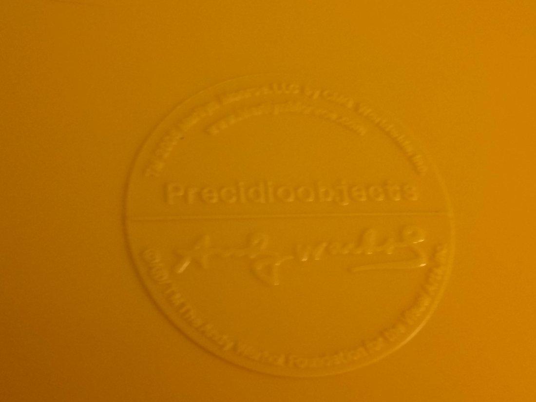 Precidio Objects Andy Warhol Plates - 4