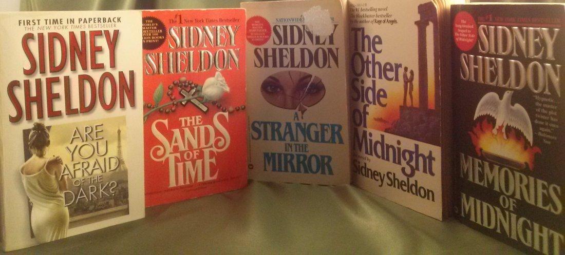 Sidney Sheldon Novel Collection Earlier Works