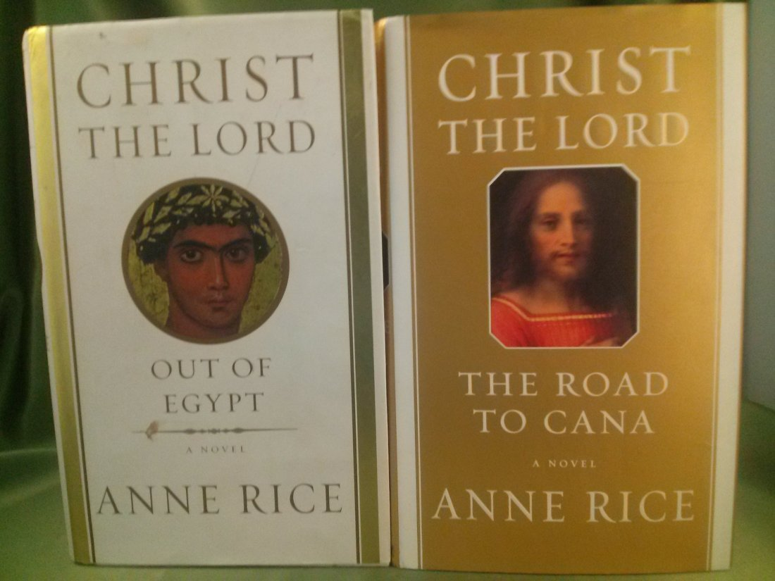 Anne Rice First Edition Novel Collection - 3