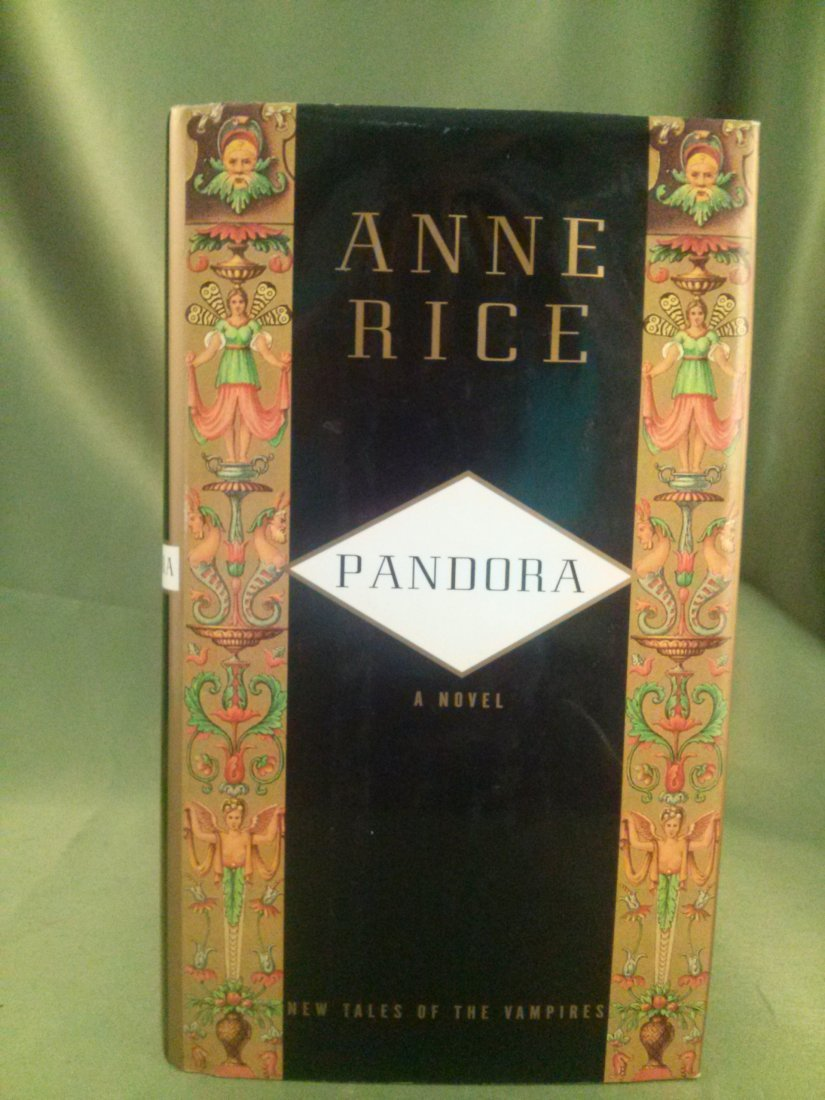 Anne Rice First Edition Novel Collection - 4