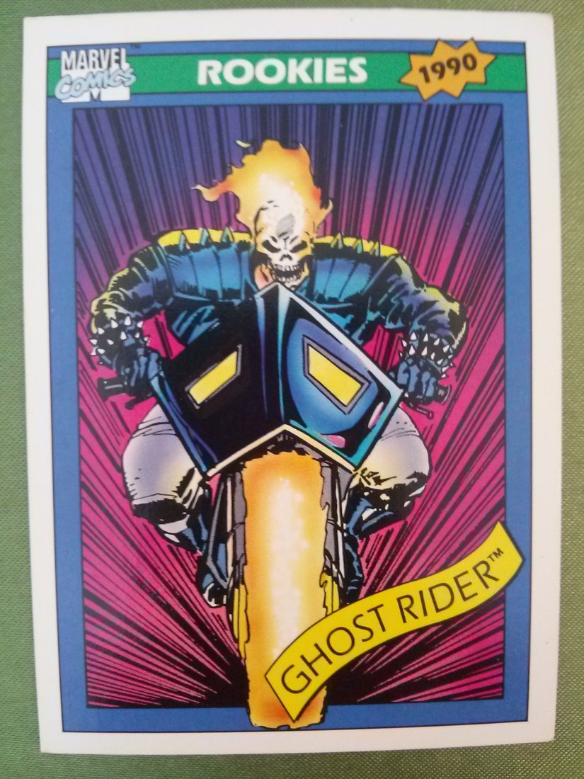 Marvel Universe Series 1 Trading Cards 1990 - 5