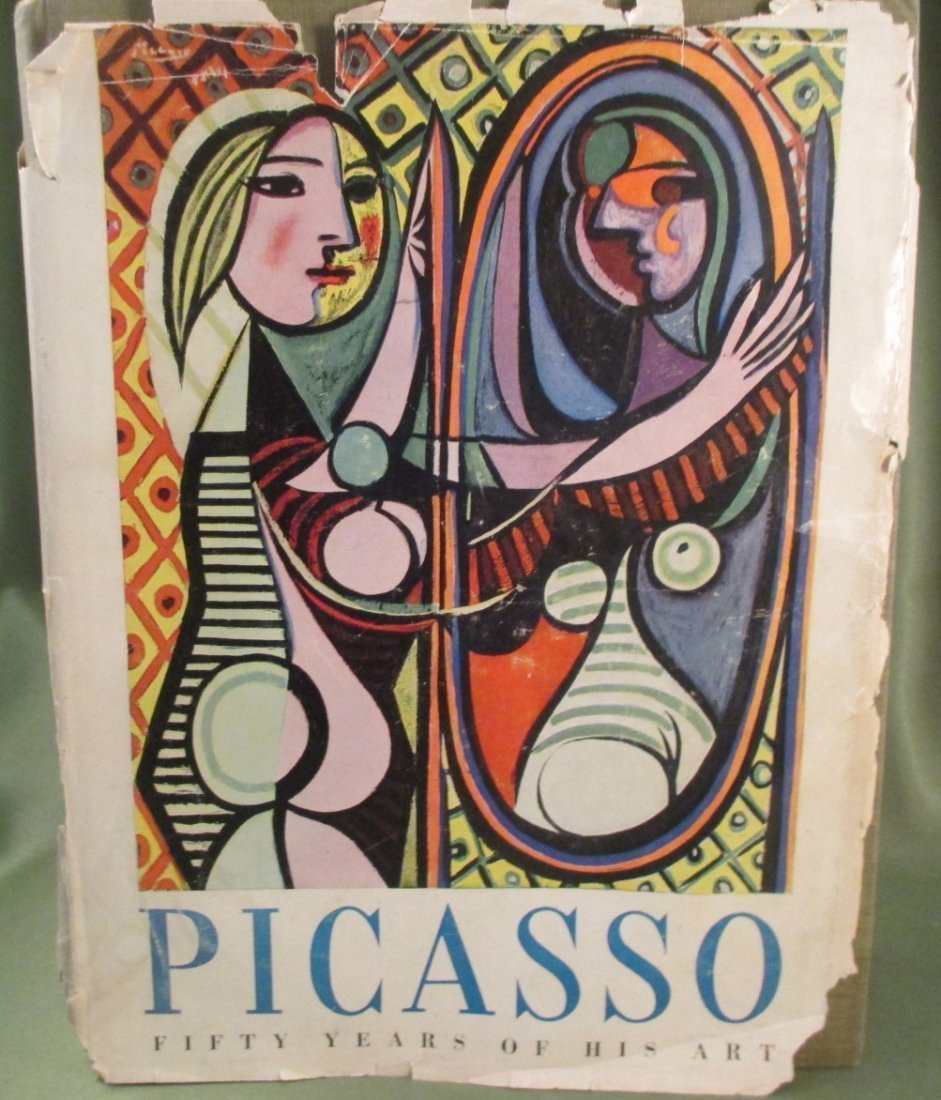Picasso : His Recent Drawings 1966-1968 by Pablo Picass