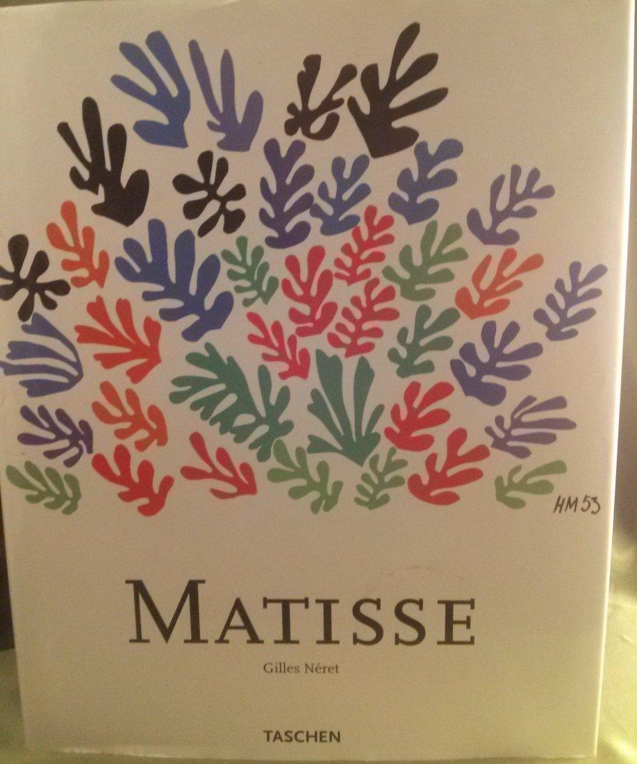 Gilles Neret HENRI MATISSEE Taschen Basic Art Series