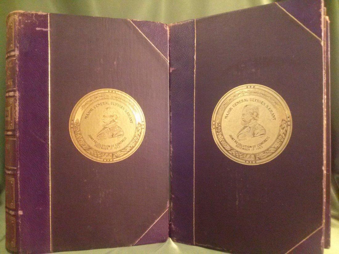 Ulysses S. Grant Personal Memoirs Of U.S. Grant 2 Vol