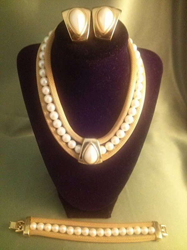 GIVENCHY parure Jewelry Set