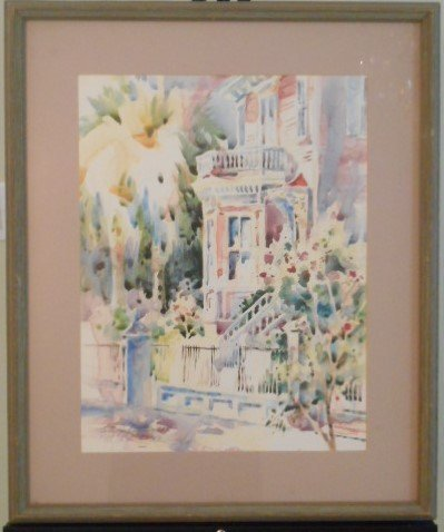 Betty Anglin Smith Original Print