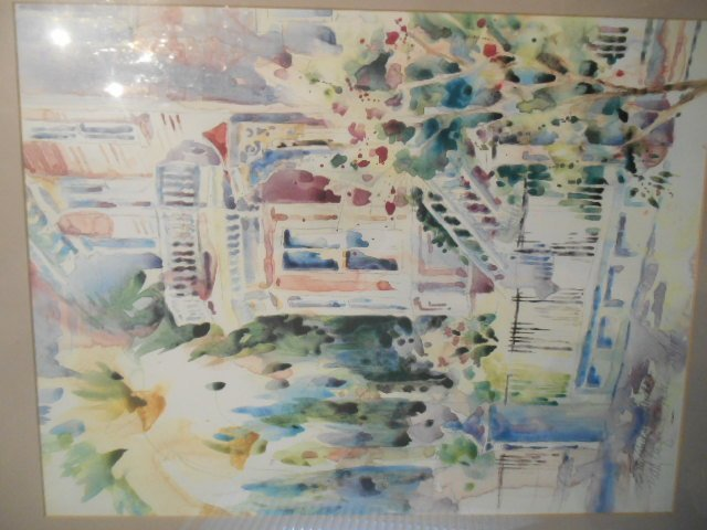 Betty Anglin Smith Original Print - 3