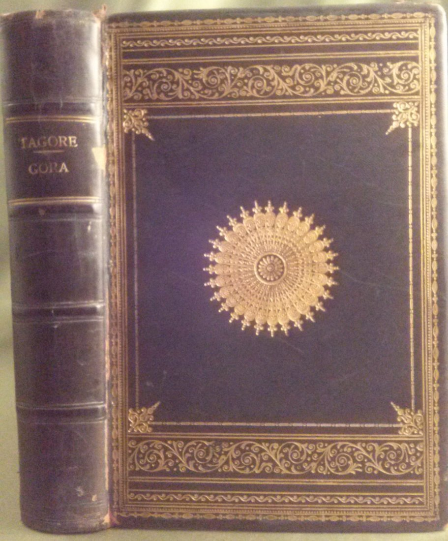 Rabindranath Tagore GORA First Edition 1924