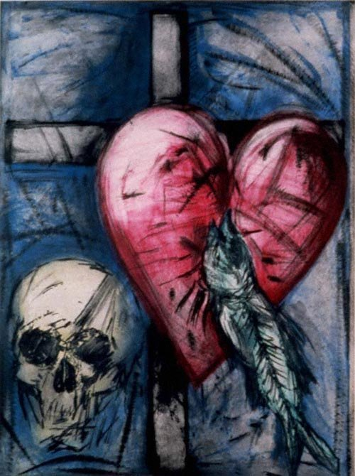 Jim Dine – The Garrity Necklace