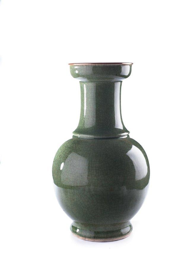 20th century vase height 25 in