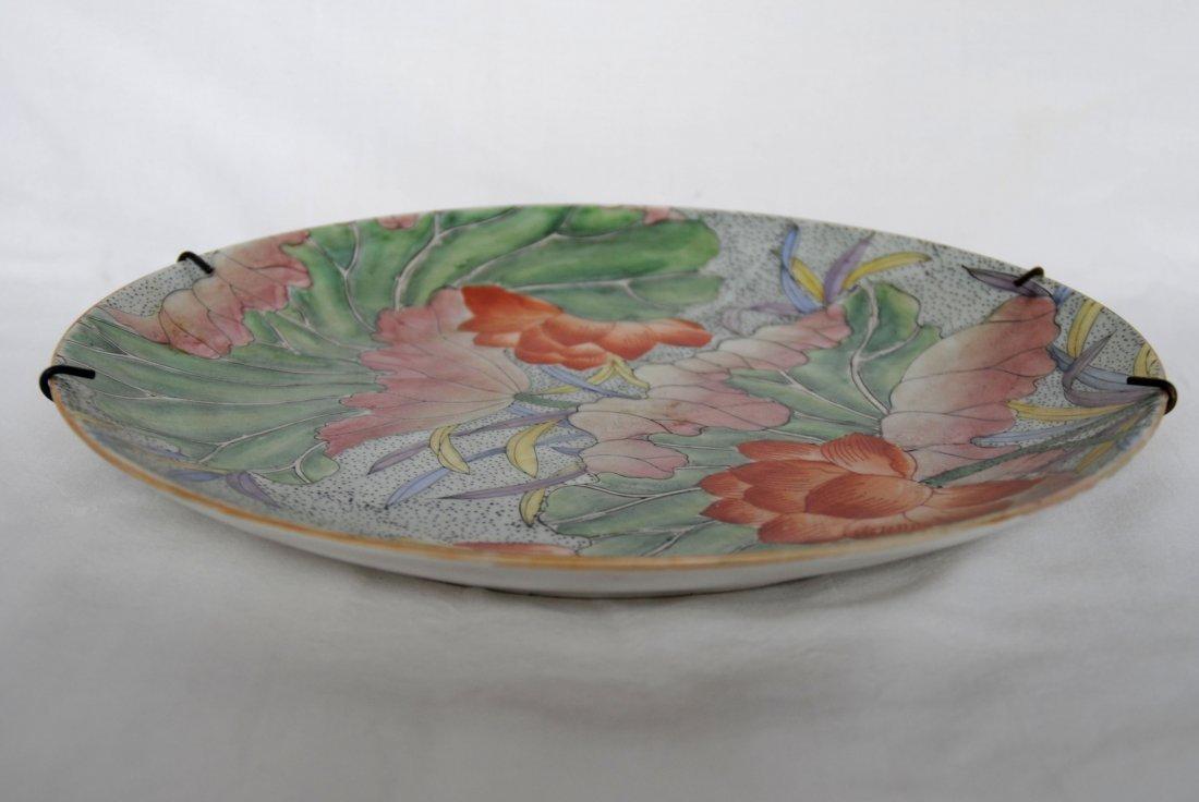 Antique  Famille Rose Dish - 4